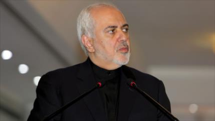 Zarif: EEUU reconoció la legalidad de pruebas misilísticas de Irán