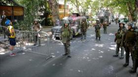 """""""Ley de seguridad de Piñera, declaración de guerra a los chilenos"""""""