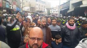 Marchan en Jordania contra plan israelí de anexar valle del Jordán