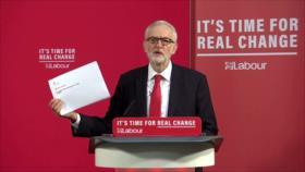 Corbyn tiene un informe del Gobierno que prevé controles aduaneros
