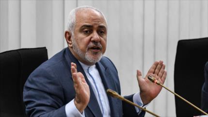 Zarif critica mutismo de EEUU: Misil nuclear israelí apunta a Irán