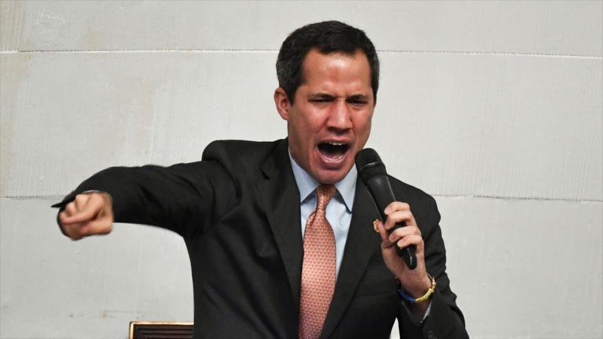 Fractura de oposición: 81,4 % de venezolanos no confía en Guaidó