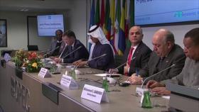 Marcha en Irak. Reunión de OPEP. Protesta contra cambio climático