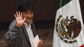 Morales asegura que OEA cometió fraude electoral en Bolivia