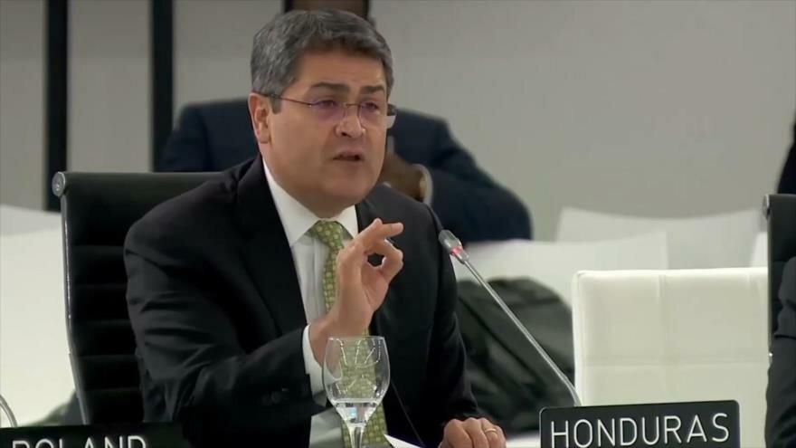 JOH pide que Honduras no pague deuda externa por 2 años