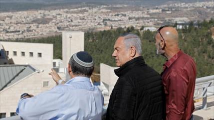 El Congreso rechaza el apoyo de Trump a la anexión de Cisjordania