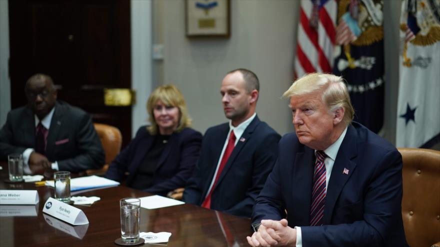 Trump al Banco Mundial: ¡Basta ya de prestar dinero a China!