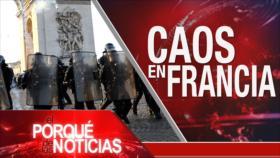 El Porqué de las Noticias: El juicio político a Trump. Huelga prosigue en Francia. Cambio climático
