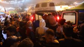 Hombres armados matan a 15 iraquíes, incluidos 2 policías
