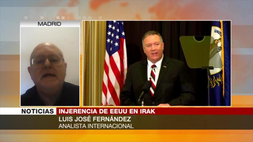 EEUU busca controlar Irak sancionando a las fuerzas populares