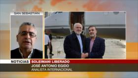 Liberación del científico persa, victoria de la diplomacia iraní