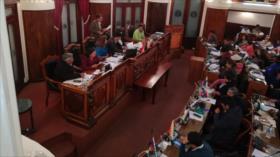 MAS amnistiará a los líderes políticos de las protestas de Bolivia