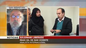 Detención del científico iraní muestra nivel de maldad de EEUU