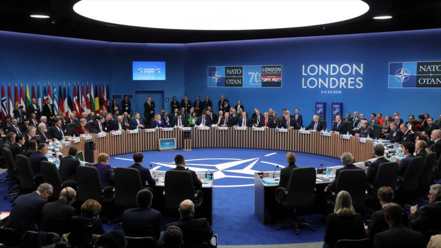 Sondeo: OTAN, moribunda por políticas injerencistas y militarizadas