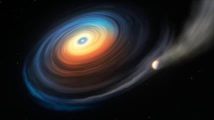 Descubren el primer planeta gigante alrededor de una enana blanca