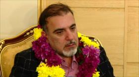 Libertad de profesor iraní. Lazos C. Norte-EEUU. Golpe en Bolivia