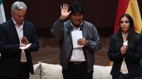 Evo Morales, elegido como jefe de campaña electoral de su partido