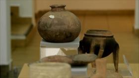El Toque: 1- Simposio escultura de Irán 2- Arqueología de Ecuador 3- Barco vikingo 4- Mecánicos gravedad cero