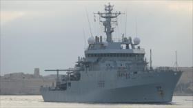 Londres despliega un acorazado en emblemático estrecho de Taiwán