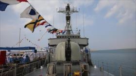 Vídeo: Así Irán vigila todos los buques en norte de Océano Índico