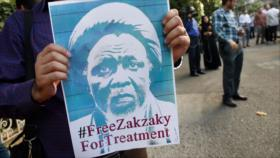 Irán realiza consulta con Nigeria para la liberación de Al-Zakzaky