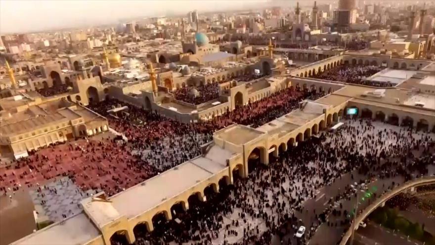 Irán, un destino favorito para millones de turistas