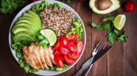 Dieta rica en frutas y vegetales frena el envejecimiento celular