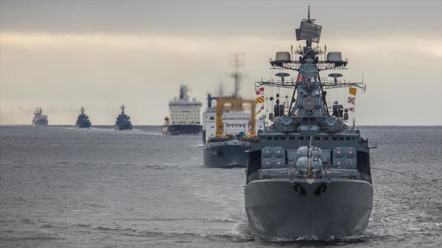 Rusia a OTAN: Aléjate de mi 'patio trasero' si no habrá guerra | HISPANTV