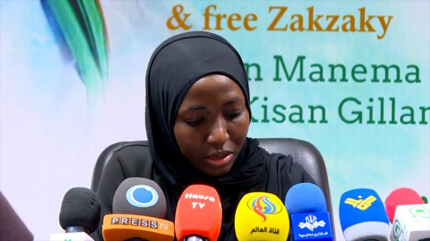 Hija de Al-Zakzaky narra la historia de sufrimiento de su padre | HISPANTV
