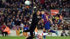 Vídeo: Suárez marca golazo de taco con FC Barcelona y se hace viral