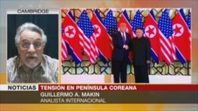 A. Maikin: Amenazas de Trump contra Corea del Norte son bravatas