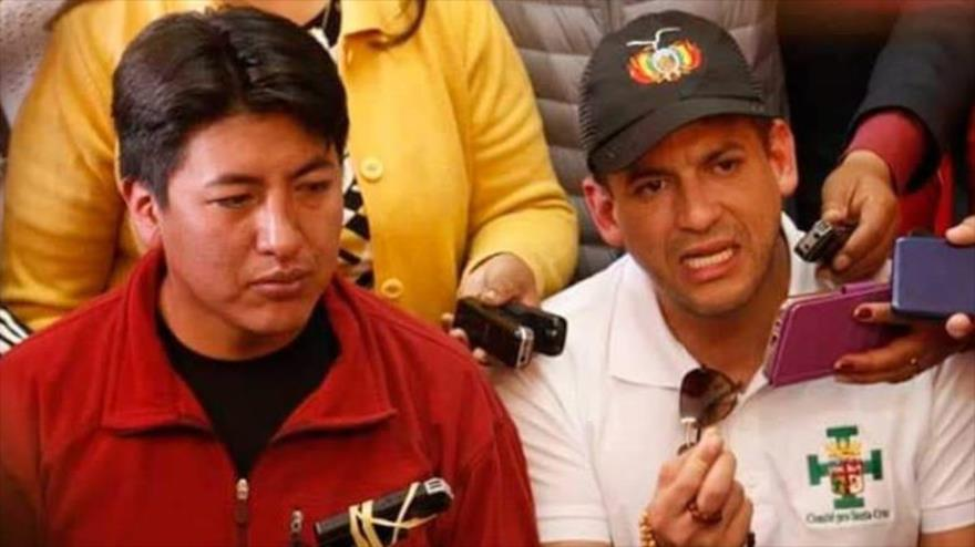 Audio revela pago por candidatura de líderes del golpe en Bolivia | HISPANTV