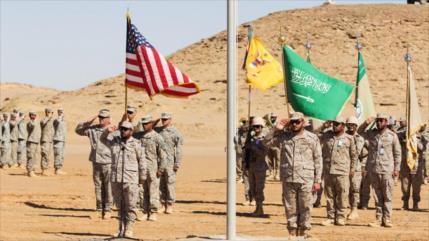 Congresistas de EEUU piden fin de entrenamiento a militares saudíes