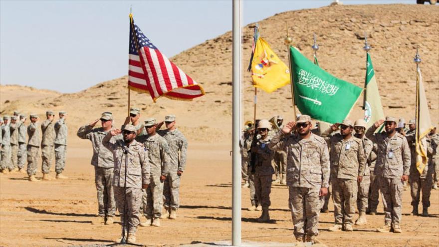 Congresistas de EEUU piden fin de entrenamiento a militares saudíes | HISPANTV