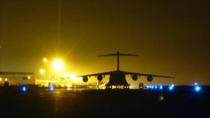 Atacan con cohetes a fuerzas de EEUU cerca de aeropuerto de Bagdad