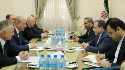 Irán: Embargo de EEUU, oportunidad para reforzar lazos bilaterales