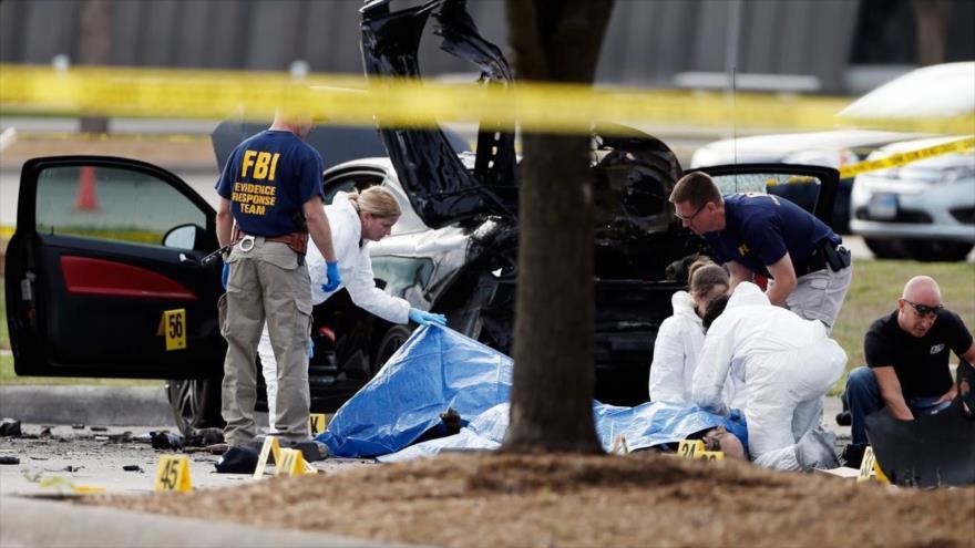 FBI investiga como terrorismo ataque de militar saudí en Florida | HISPANTV