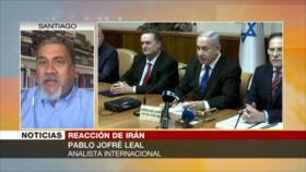 Jofré Leal: Irán desafía intereses hegemónicos de Israel