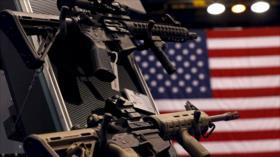 Aumenta 5 % venta de armas en el mundo, con EEUU a la cabeza