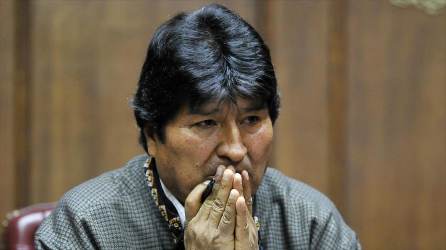 """Morales pide """"justa indemnización"""" a Asamblea Legislativa Plurinacional"""