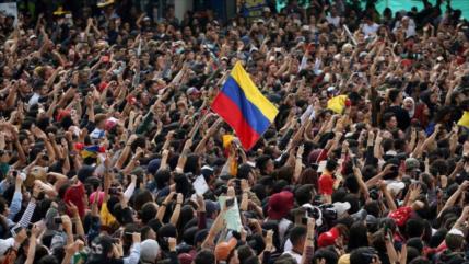 Comité de Paro en Colombia llama a más protestas contra Duque