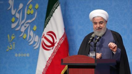 """Rohani denuncia salida de EEUU del JCPOA, """"un pacto internacional"""""""