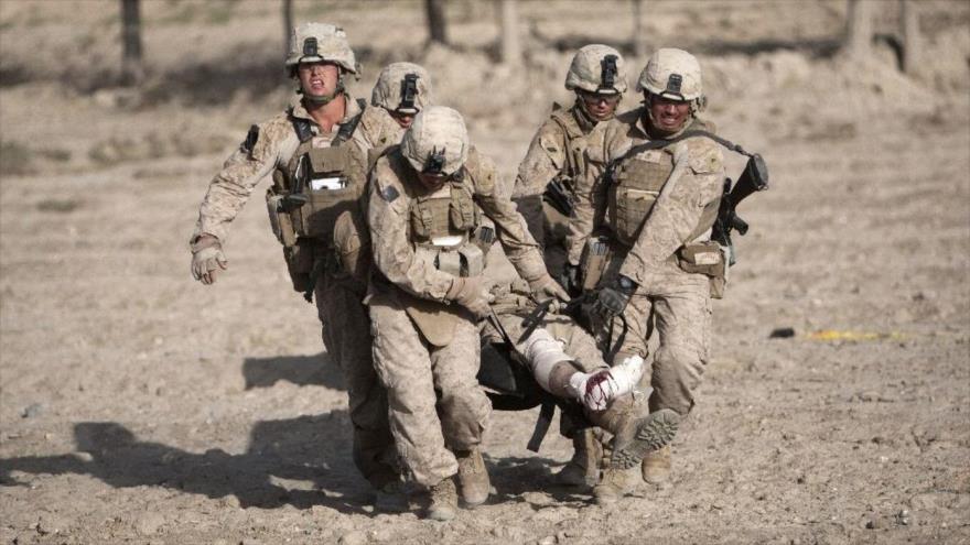 Revelado: Gobiernos de EEUU engañaron al público sobre Afganistán | HISPANTV