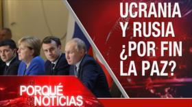 El Porqué de las Noticias: Reunión Putin-Zelenski. Huelga general en Francia. Represión en Chile