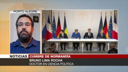 Lima Rocha: membresía de Ucrania en OTAN no aliviará tensiones