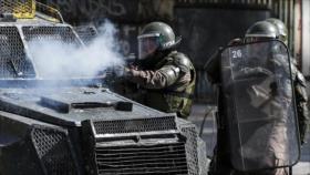 Informe revela cómo armas israelíes matan a mapuches en Chile