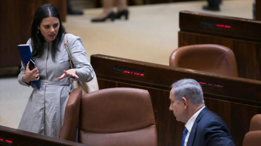 """Exministra israelí urge a Netanyahu a """"anexar ya"""" el valle del Jordán"""