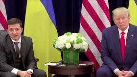 Crisis en Siria. Impeachment a Trump. Díaz-Canel en Argentina