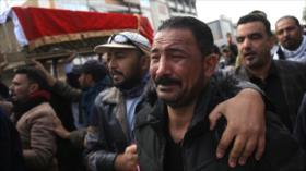 Vídeo: Asesinatos sospechosos exacerban las protestas en Irak