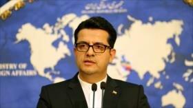 Irán repudia informe arbitrario de Europa sobre últimos disturbios